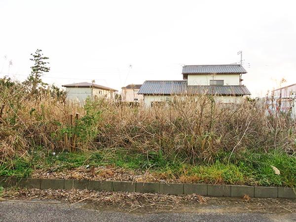 草刈前の写真01